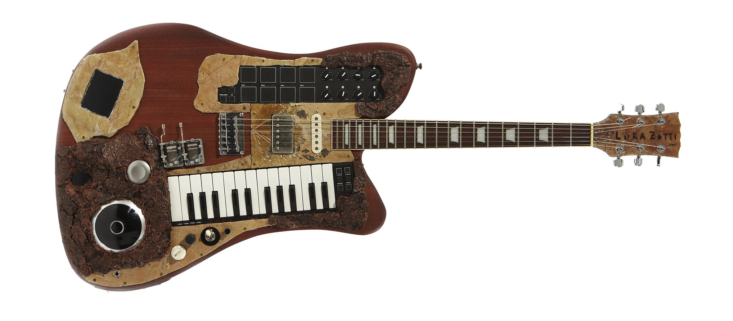 Luka Zotti - The Tree Pad Key Guitar 2